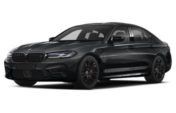 2021 BMW M5 - Frozen Black