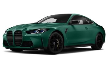 2021 BMW M4 - Isle of Man Green Metallic