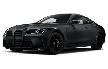 2021 BMW M4 - Frozen Black