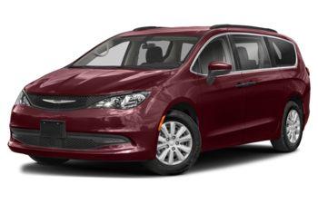 2021 Chrysler Grand Caravan - Velvet Red Pearl
