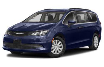 2021 Chrysler Grand Caravan - Ocean Blue Metallic