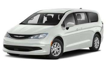 2021 Chrysler Grand Caravan - Bright White