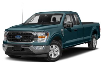 2021 Ford F-150 - Green