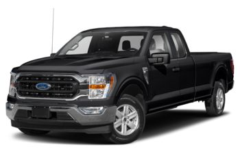 2021 Ford F-150 - Agate Black Metallic