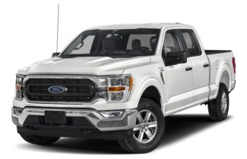 2021 Ford F-150 - Oxford White