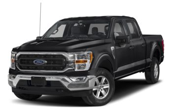 2021 Ford F-150 - Agate Black Metallic