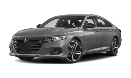 2021 Honda Accord SE 1.5T