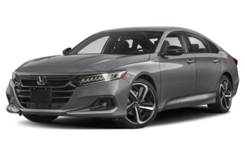 2021 Honda Accord - Lunar Silver Metallic