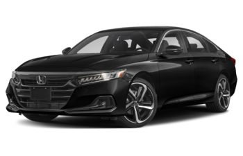 2021 Honda Accord - Crystal Black Pearl