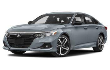 2021 Honda Accord - Sonic Grey Pearl