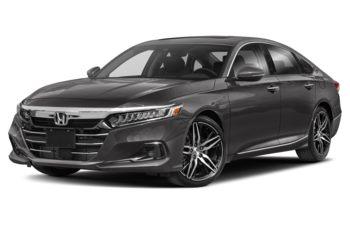 2021 Honda Accord - Modern Steel Metallic
