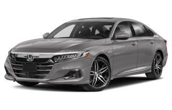2021 Honda Accord - Lunar Silver Metallic