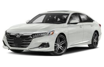 2021 Honda Accord - Platinum White Pearl