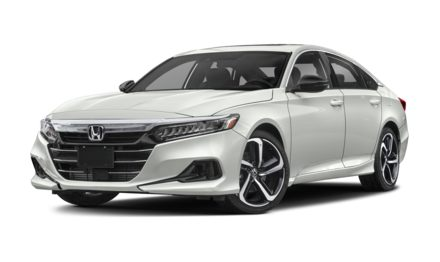 2021 Honda Accord Sport 2.0T
