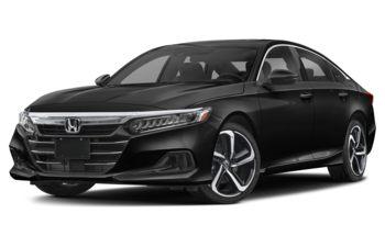 2021 Honda Accord - Crystal Black Pearl