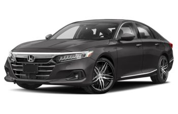 2021 Honda Accord - Modern Steel Metallic