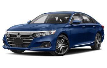 2021 Honda Accord - Still Night Pearl