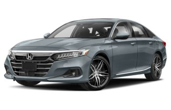 2021 Honda Accord - Sonic Grey Pearl