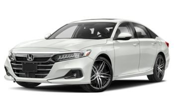 2021 Honda Accord - Platinum White Pearl