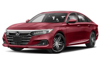 2021 Honda Accord - San Marino Red