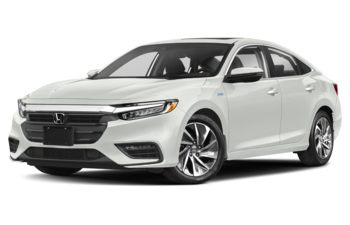 2021 Honda Insight - Modern Steel Metallic