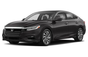 2021 Honda Insight - Modern Steel Metallic