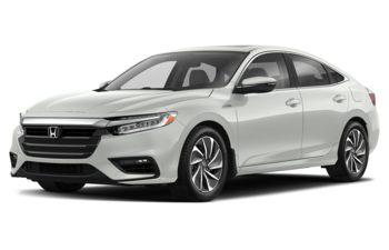 2021 Honda Insight - Platinum White Pearl