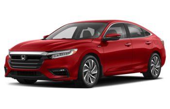 2021 Honda Insight - Radiant Red Metallic