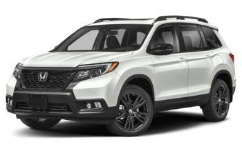 2021 Honda Passport - Platinum White Pearl