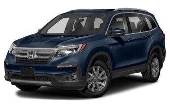 2021 Honda Pilot - Obsidian Blue Pearl