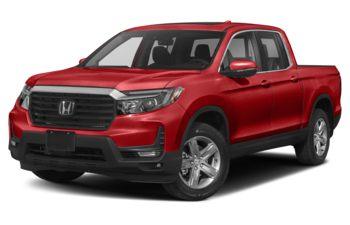 2021 Honda Ridgeline - Radiant Red Metallic II