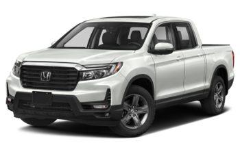 2021 Honda Ridgeline - Platinum White Pearl