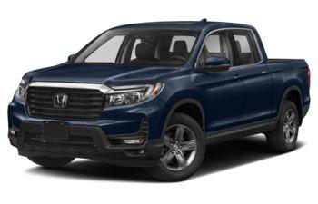 2021 Honda Ridgeline - Obsidian Blue Pearl