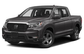 2021 Honda Ridgeline - Modern Steel Metallic