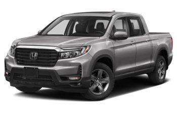 2021 Honda Ridgeline - Lunar Silver Metallic