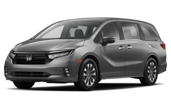 2021 Honda Odyssey - Lunar Silver Metallic