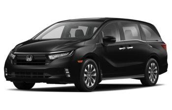 2021 Honda Odyssey - Crystal Black Pearl