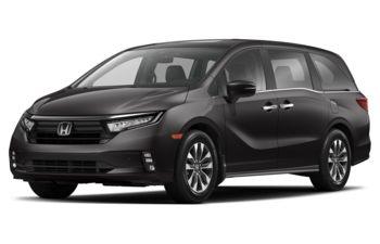 2021 Honda Odyssey - Modern Steel Metallic