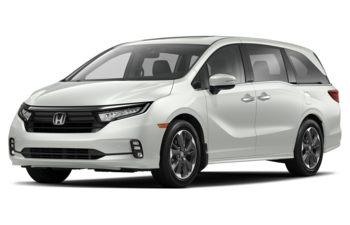 2021 Honda Odyssey - Platinum White Pearl
