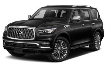 2021 Infiniti QX80 - Black Obsidian
