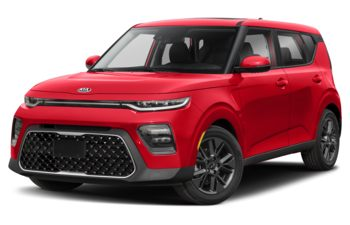 2020 Kia Soul - Inferno Red