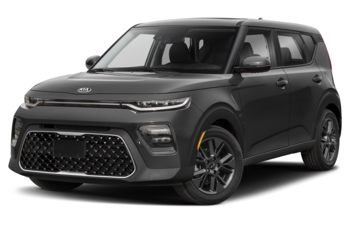 2020 Kia Soul - Gravity Grey