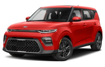 2020 Kia Soul - Lunar Orange