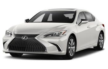 2021 Lexus ES 250 - Eminent White Pearl