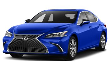 2021 Lexus ES 250 - Ultrasonic Blue Mica 2.0