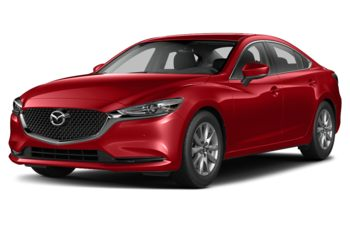 2021 Mazda 6 - Soul Red Crystal Metallic