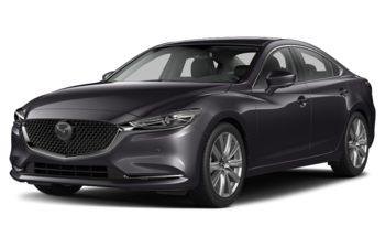 2021 Mazda 6 - Machine Grey Metallic