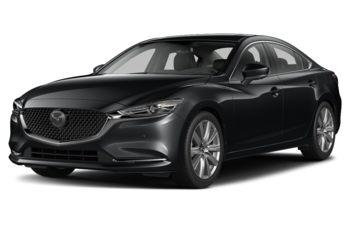 2021 Mazda 6 - Jet Black Mica