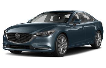 2021 Mazda 6 - Blue Reflex Mica
