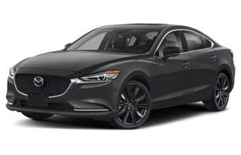 2021 Mazda 6 - Polymetal Grey Metallic